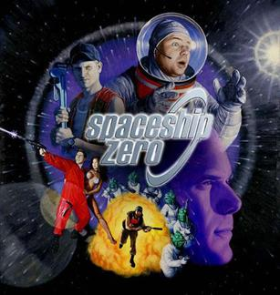 Image result for spaceship zero