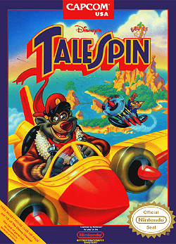 TaleSpin NES Cover.png