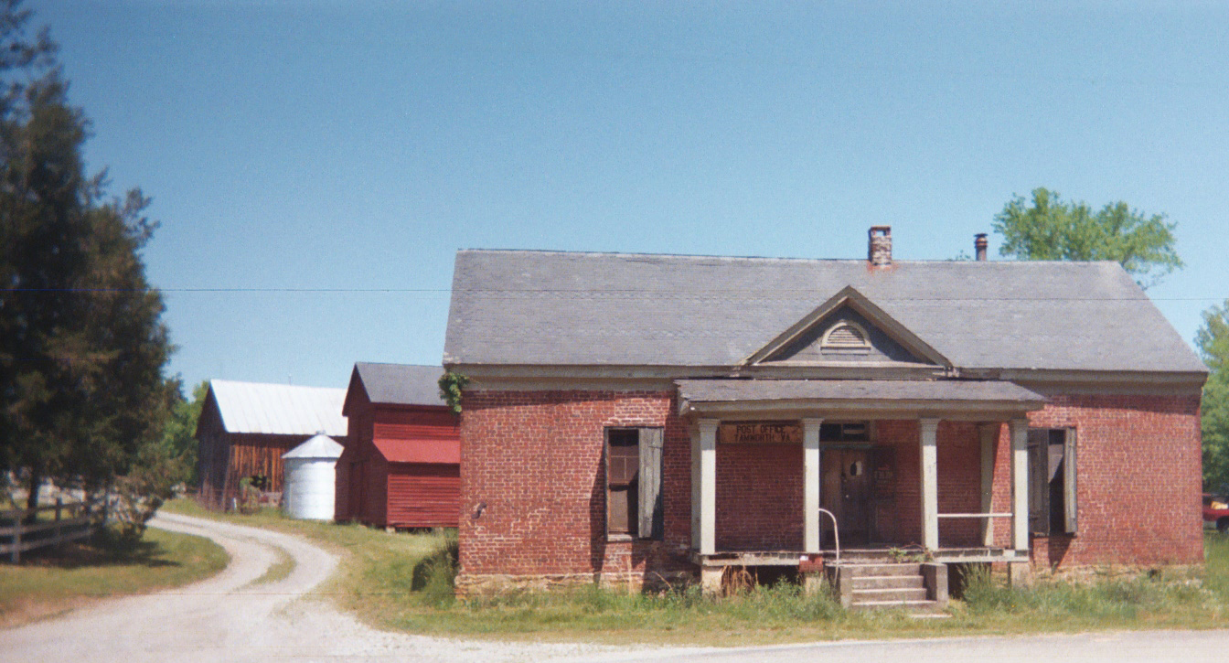 File:Tamworth Post Office And Outbuildings