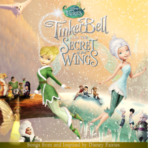 <i>Disney Fairies: Faith, Trust, and Pixie Dust</i> 2012 compilation album by Various Artists