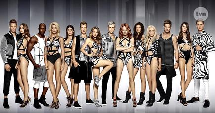 Stylish Blonde: Top Model 4 relacja z castingu- na …