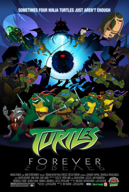 Turtles Forever affiche