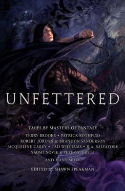 Unfettered (anthology) - Wikipedia