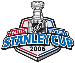 2006 Stanley Cup Finals 2006 ice hockey championship series