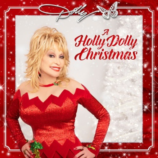 <i>A Holly Dolly Christmas</i> 2020 studio album by Dolly Parton