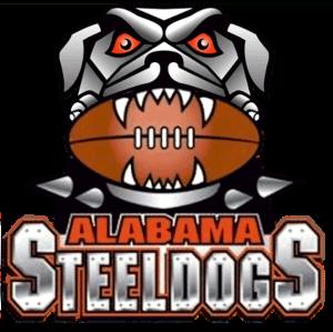 Alabama Steeldogs Arena football team