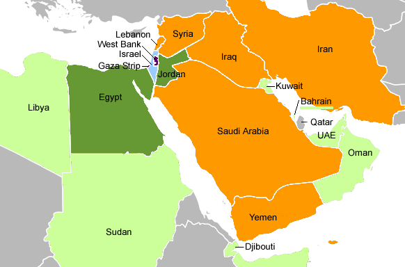 a brief overview of the arab israeli conflict Bbc news online highlights some of the key dates of recent middle east history and looks back at the origins and development of the arab-israeli conflict.