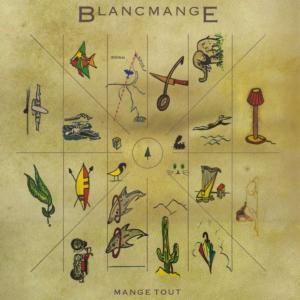 <i>Mange Tout</i> 1984 studio album by Blancmange