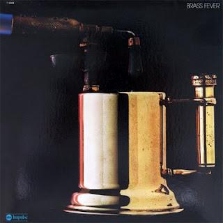 <i>Brass Fever</i> (album) 1975 studio album by Brass Fever