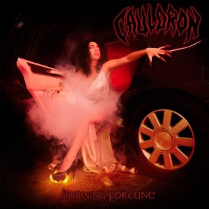 <i>Burning Fortune</i> 2011 studio album by Cauldron