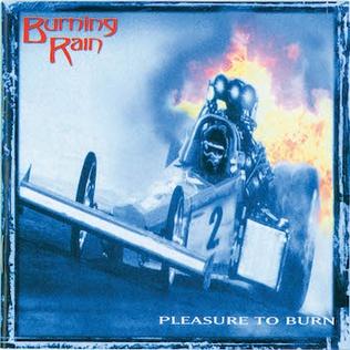 <i>Pleasure to Burn</i> (Burning Rain album) 2000 studio album by Burning Rain