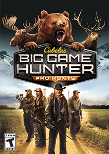 Cabela's Big Game Hunter Pro Hunts coverart.jpg