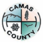Official seal of Camas County
