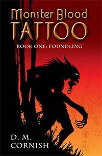 monster blood tattoo foundling wikipedia