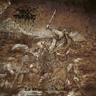 <i>The Underground Resistance</i> 2013 studio album by Darkthrone