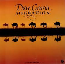<i>Migration</i> (Dave Grusin album) 1989 studio album by Dave Grusin