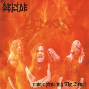 <i>Amon: Feasting the Beast</i> 1993 compilation album by Deicide