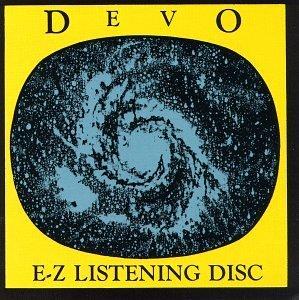 Devo EZ Listening Muzak Cassette