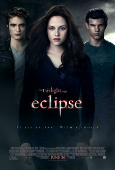 The Twilight Saga: Eclipse promotional poster.