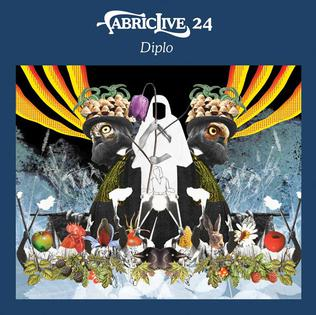 <i>FabricLive.24</i> 2005 remix album by Diplo
