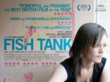 Fish Tank (2009) movie poster