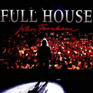 <i>Full House</i> (John Farnham album) 1991 live album by John Farnham