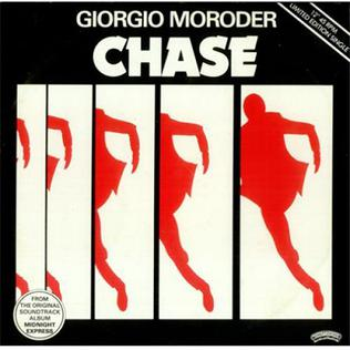 Chase (instrumental) 1978 electronic instrumental by Giorgio Moroder