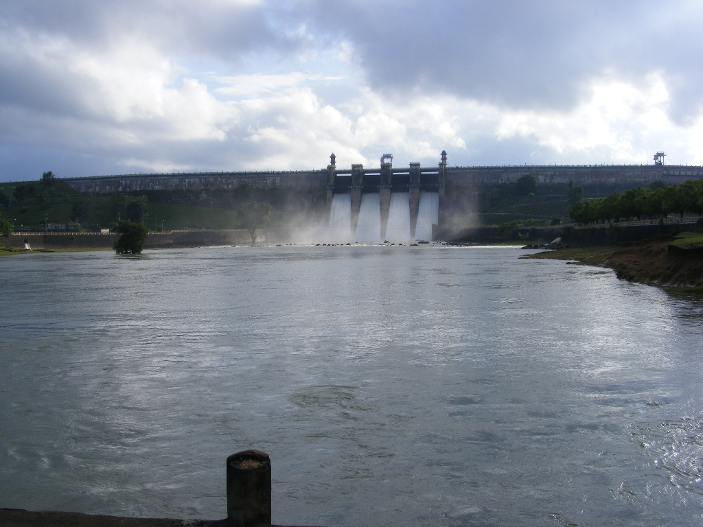 Image result for harangi dam odisha