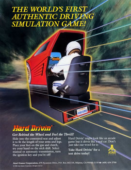 Hard Drivin' - Wikipedia