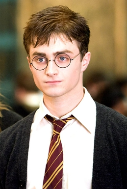 fictional character of the Harry Potter book series