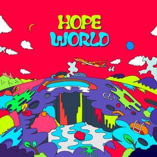 <i>Hope World</i> 2018 mixtape by J-Hope