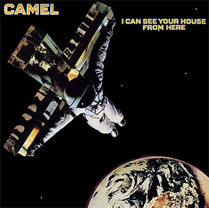 <i>I Can See Your House from Here</i> 1979 studio album by Camel