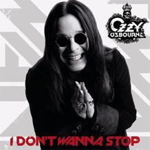 I Dont Wanna Stop 2007 single by Ozzy Osbourne