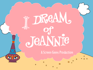 <i>I Dream of Jeannie</i> American television series