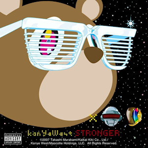 Kanye West — Stronger (studio acapella)
