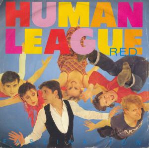 Imagem da capa da música (Keep Feeling) Fascination de The Human League