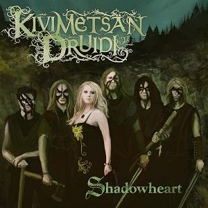<i>Shadowheart</i> (album) 2008 studio album by Kivimetsän Druidi