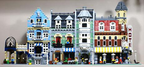 Lego Modular Buildings Wikipedia