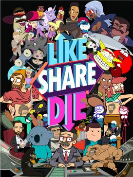 Like, Share, Die - Wikipedia