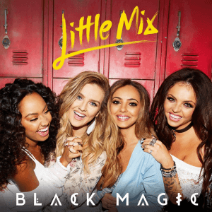 Little Mix - Black Magic (studio acapella)