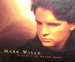 Places Ive Never Been 1997 single by Mark Wills