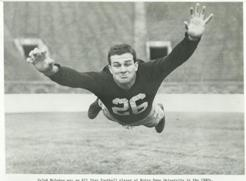 American football player and coach