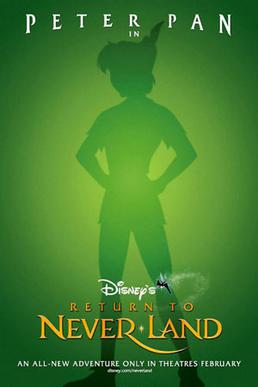 Peter Pan II: Return to Never Land (2002)