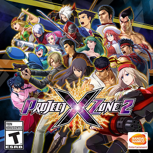<i>Project X Zone 2</i> Tactical role-playing video game