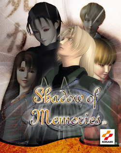 Shadow of Memories Cover