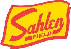 Sahlen Field baseball park in Buffalo, New York, USA