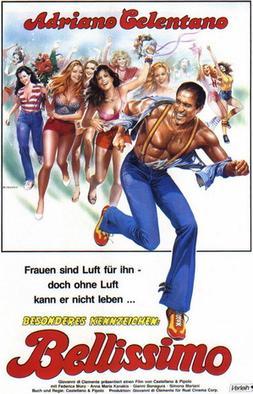 Adriano Celentano Movies In English