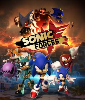 Sonic Forces Wikipedia