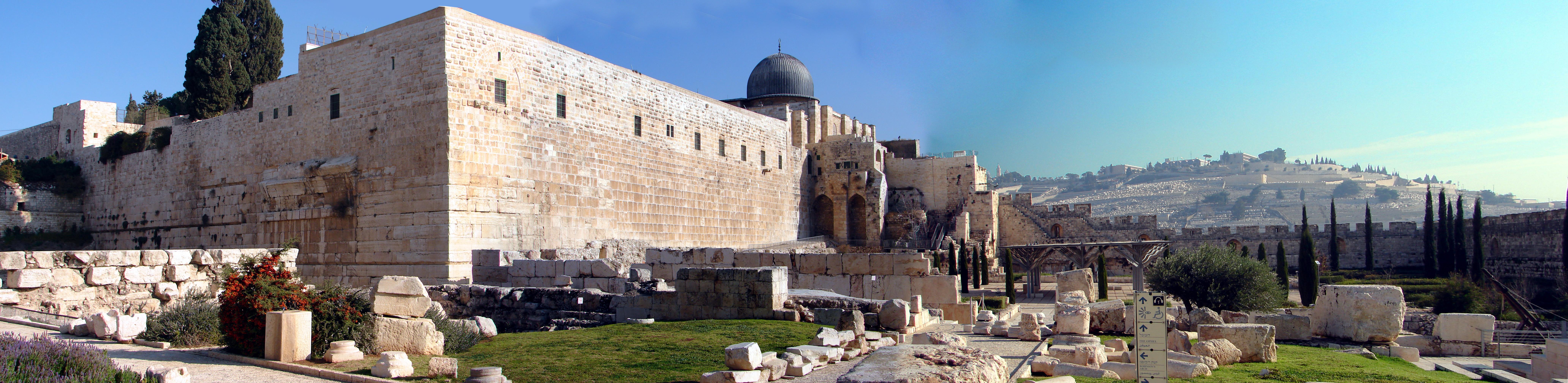 Jew Detector: Biblical Prospector: Jerusalem And The Temple Mount