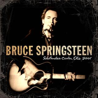 <i>Schottenstein Center, Ohio 2005</i> 2015 live album by Bruce Springsteen